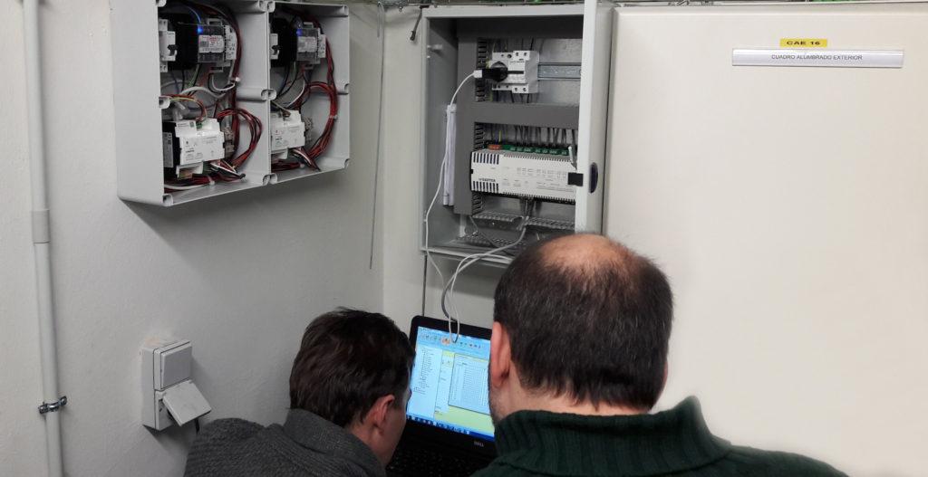 Instalaciones industriales y automatización